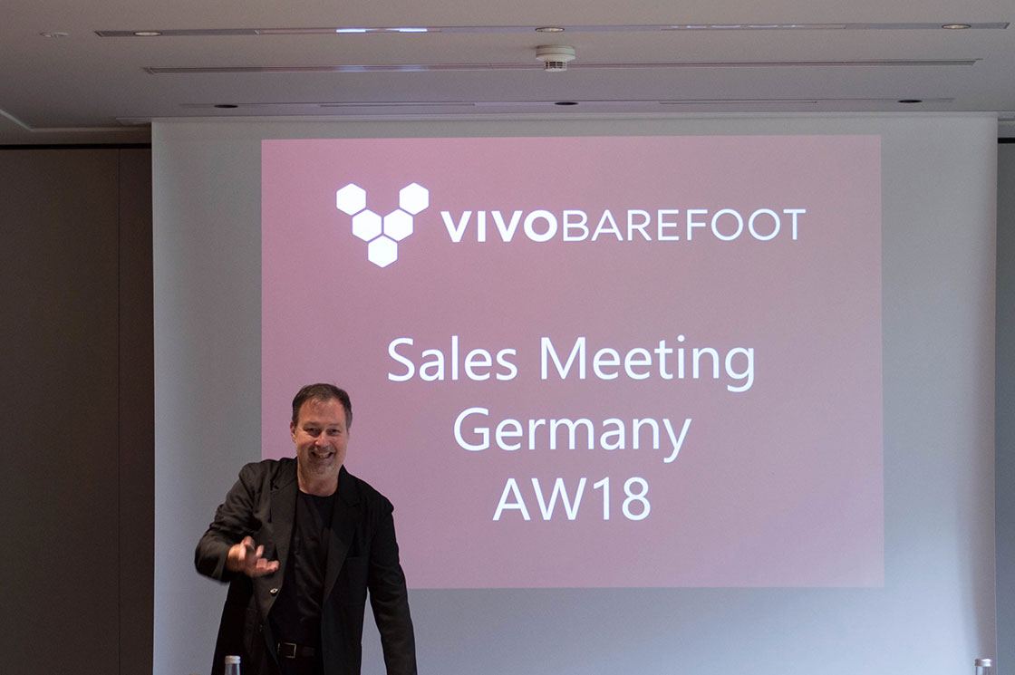 VIVOBAREFOOT Sales Meeting AW18