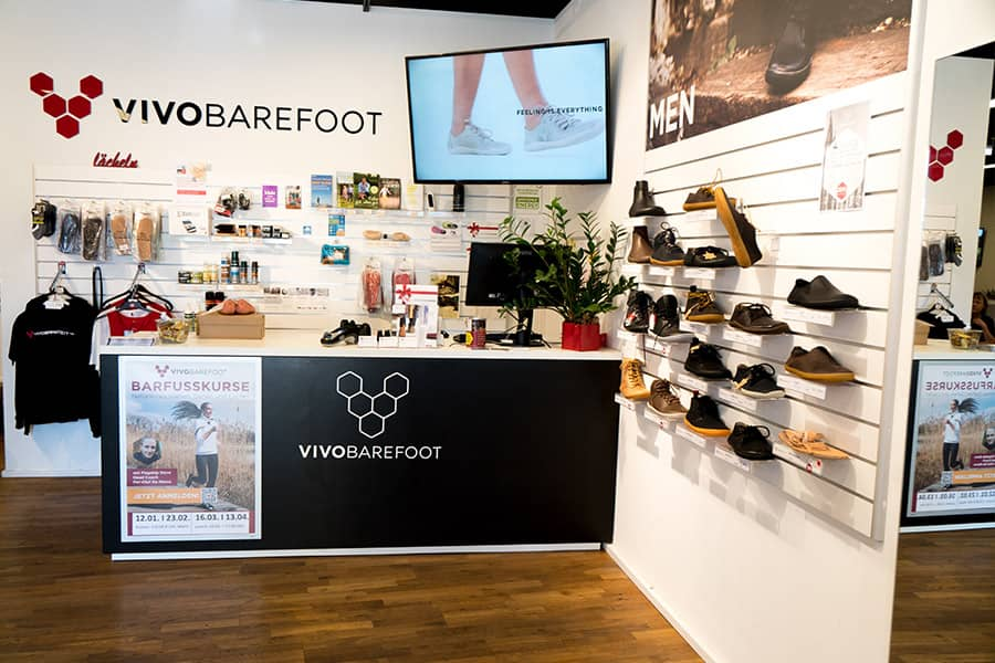 VIVOBAREFOOT Flagship Store & Education Köln