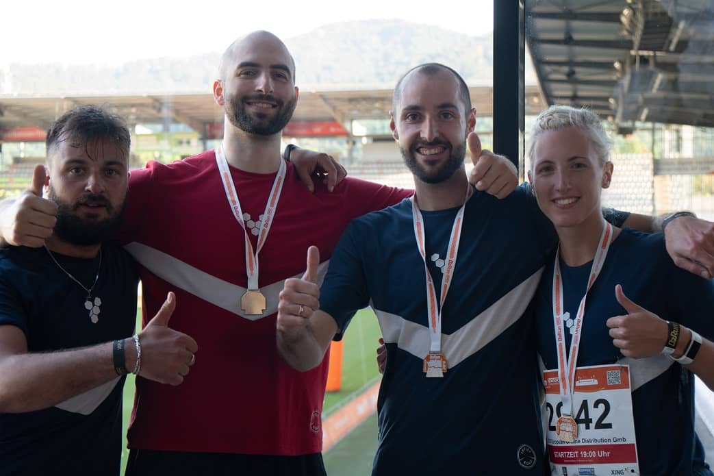 VIVOBAREFOOT Team B2Run Freiburg