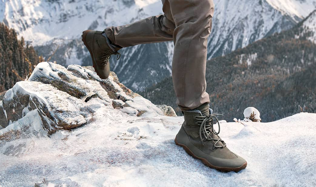 VIVOBAREFOOT Tracker Snow Men