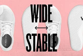 VIVOBAREFOOT wide stable