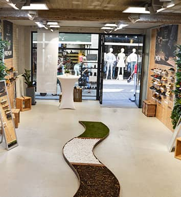 VIVOBAREFOOT Concept Store Duesseldorf