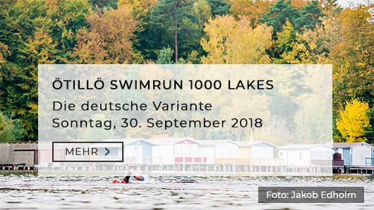 Öttilö Swimrun World Series 1000 Lakes