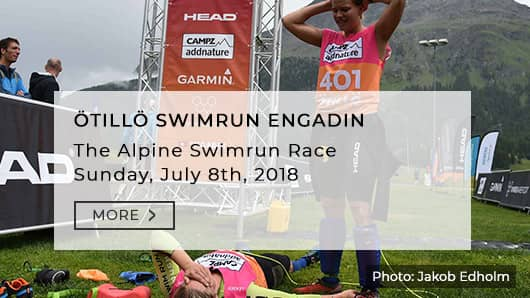 Öttilö Swimrun World Series Engadin