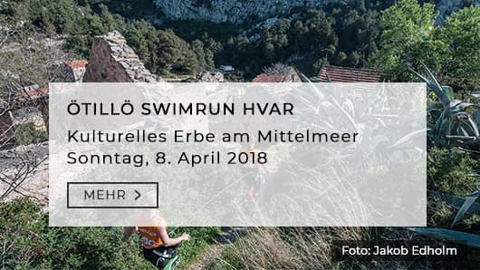 Öttilö Swimrun World Series Hvar
