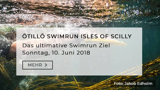 Öttilö Swimrun World Series Isles of Scilly