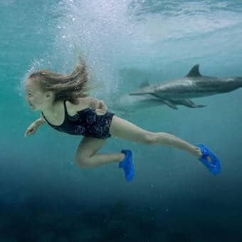 Vivobarefoot Ultra Bloom Kids X Aspinall